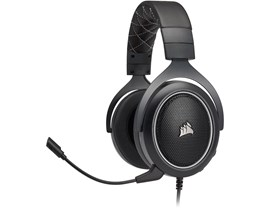 Corsair HS60 Surround Gaming Headset with Microphone (White)