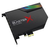 Creative Sound BlasterX AE-5 Hi-Resolution PCIe Gaming Sound Card and DAC (Black)