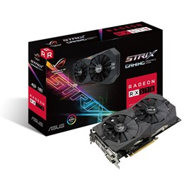 ASUS Radeon RX 570 Strix 4GB Graphics Card