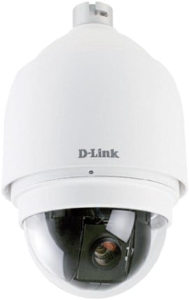 D-Link DCS-6915 (20x Optical Zoom) Outdoor WDR High Speed Dome Camera with Full HD Resolution
