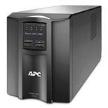 APC Smart-UPS LCD 1500VA 980W 230V with DB-9 RS-232/SmartSlot/USB Interface