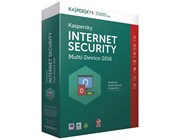 Kaspersky Lab Internet Security 2016 (Multi Device) 1 User / 1 Year