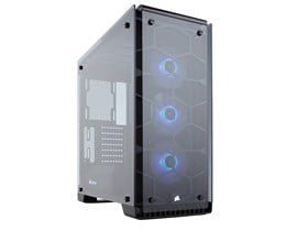 Corsair Crystal Series 570X Mid Tower Gaming Case