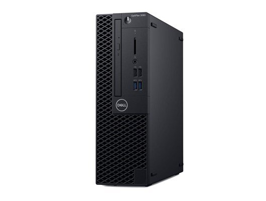 Dell OptiPlex 3060 PC, Intel Core i3, 4GB, 500GB