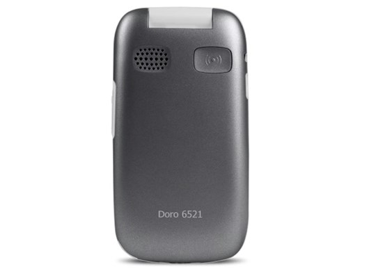 Doro 6520 (2.8 inch) 2MP Mobile Phone (Black)