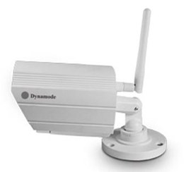 Dynamode DYN-628 IP Wireless Security Camera with 2 Array Infrared LED 15m Distance