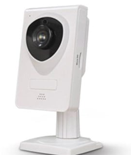 Dynamode DYN-629 IP Wireless Security Camera with Zoom 8 Infrared LED 8m Distance