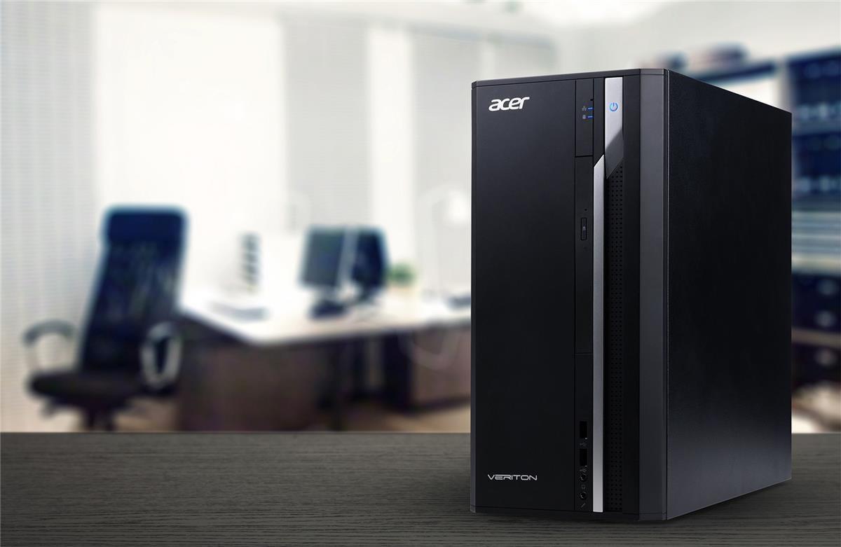 Acer Essential S Es2710g Pc Intel Core I5 4gb Dt Vqeek