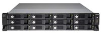 Qnap UX-1200U-RP 12-Bay Rackmount NAS Enclosure Expansion