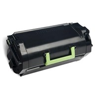 Lexmark Return Program 622HE (High Yield: 25,000 Pages) Black Toner Cartridge