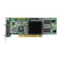 Matrox Millenium G550 32MB Professional Graphics Card