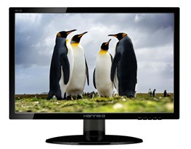 "Hanns-G HE195ANB 18.5"" HD LED Monitor"