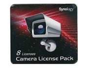 Synology Camera License Pack (8 Licenses)
