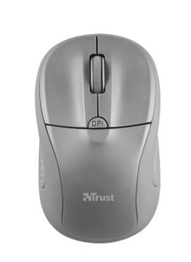 Trust Primo Wireless Mouse (Grey)
