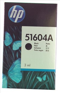 HP 51604A (Yield: 550 Pages) Black Ink Cartridge