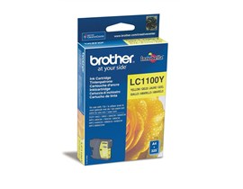 Brother LC1100Y Standard Yield Yellow Toner
