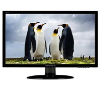 Hannspree HE225ANB 21.5 inch LED Monitor - Full HD 1080p, 5ms