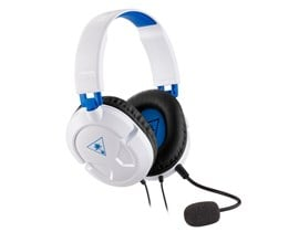 Turtle Beach Ear Force Recon 50P Gaming Headset (White) for Sony PS4 and PS4 Pro Consoles