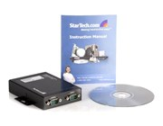 StarTech.com 2 Port Professional USB to Serial Adaptor Hub with COM Retention