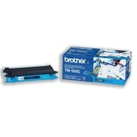 Brother High Capacity TN-135C Toner - Cyan