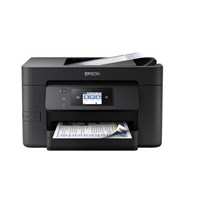 Epson WorkForce Pro 3720DWF (A4) Colour Inkjet Multifunction Printer (Print/Copy/Scan/Fax) 6.8cm Colour LCD 20ppm (Mono) 10ppm (Colour) 20,000 (MDC)
