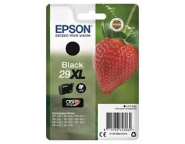 Epson Strawberry 29XL (Yield 450 Pages) Claria Home Ink Cartridge (Black)