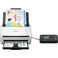 Epson WorkForce DS-530N (A3) Networked Sheetfed Document Scanner