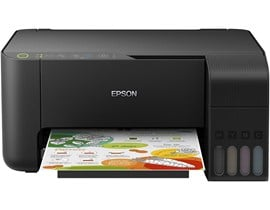 Epson EcoTank ET-2710 (A4) Colour Multifunction Inkjet Printer (Print/Scan/Copy) 33ppm (Mono) 15ppm (Colour)