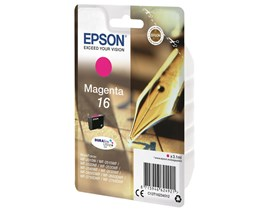Epson Pen and Crossword 16 (Yield 165 Pages) DURABrite Ultra Ink Cartridge (Magenta)
