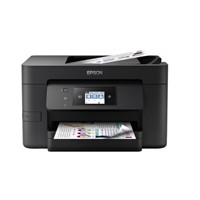 Epson WorkForce Pro 4720DWF (A4) Colour Inkjet Multifunction Printer (Print/Copy/Scan/Fax) 6.8cm LCD Touchscreen 20ppm (Mono) 20 ppm (Colour) 25,000 (MDC)