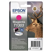 Epson Stag XL T1303 (10.1ml) DURABrite Ultra Ink Cartridge (Magenta)