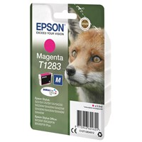 Epson Fox T1283 (3.5ml) DURABrite Ultra Ink Cartridge (Magenta)