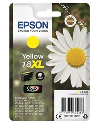 Epson Daisy 18XL Series T1814 Yellow Ink Cartridge (Yield 450 Pages) RS Blister