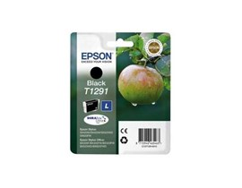 Epson T1291 (Yield 435 pages) Black Ink Cartridge for Stylus Office BX305F/Stylus S22/SX125/SX420W/SX425W