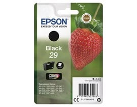 Epson Strawberry 29 (Yield 175 Pages) Claria Home Ink Cartridge (Black)