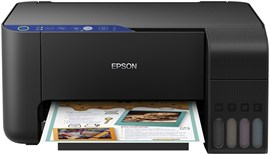 Epson EcoTank ET-2711 (A4) Colour Multifunction Inkjet Printer (Print/Scan/Copy) 33ppm (Mono) 15ppm (Colour)