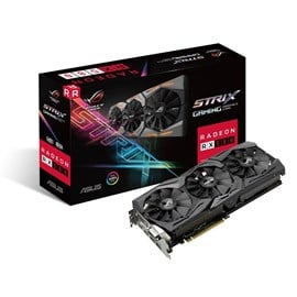 ASUS Radeon RX 580 Strix 8GB Graphics Card