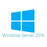 Microsoft Windows Server Standard 2016 English 1 Pack 64B DVD 24 Core