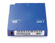 Ultrium 200GB Data Cartridge