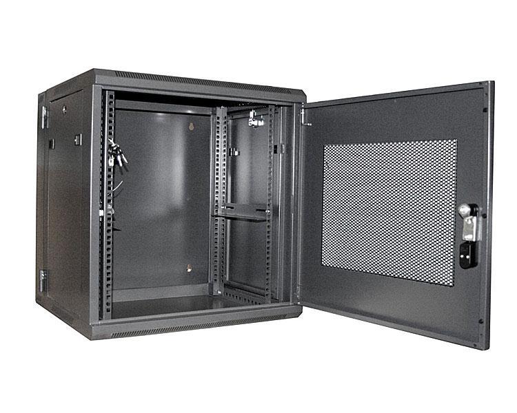 StarTech.com 12U 19 inch Hinged Wall Mount Server Rack Cabinet ...
