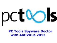 PC Tools Spyware Doctor with AntiVirus 2012