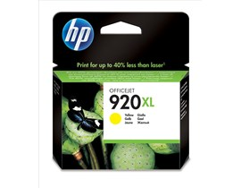 HP 920XL (Yield 700 Pages) Yellow Officejet Ink Cartridge