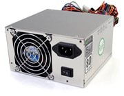 StarTech.com Professional 530 Watt ATX12V 2.3 80 Plus Computer Power Supply Active PFC