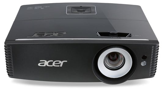 Acer P6500 Full HD DLP Projector 20000:1 5000 Lumens 1920x1080 4.5kg (Ethernet)