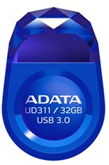 ADATA DashDrive Durable UD311 (32GB) USB 3.0 Flash Drive (Blue)