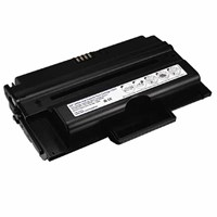 Dell Standard Capacity Black Toner Cartridge (Yield 3,000 Pages)