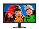 Philips 243V5LHAB/00 (24 inch) LCD Monitor SmartControl Lite (Black)