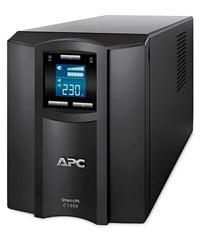 APC Smart-UPS C 1500VA (900W) Uninterruptible Power Supply