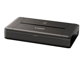 Canon PIXMA iP110 (A4)  Wireless Portable Colour Inkjet Photo Printer 9ipm (Mono) 5.8ipm (Colour)