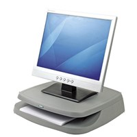 Fellowes Basic Monitor Riser (Graphite)